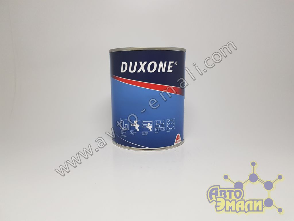 dx5225-пигментная-паста-duxone-basecoat-orange-alu-1л photo