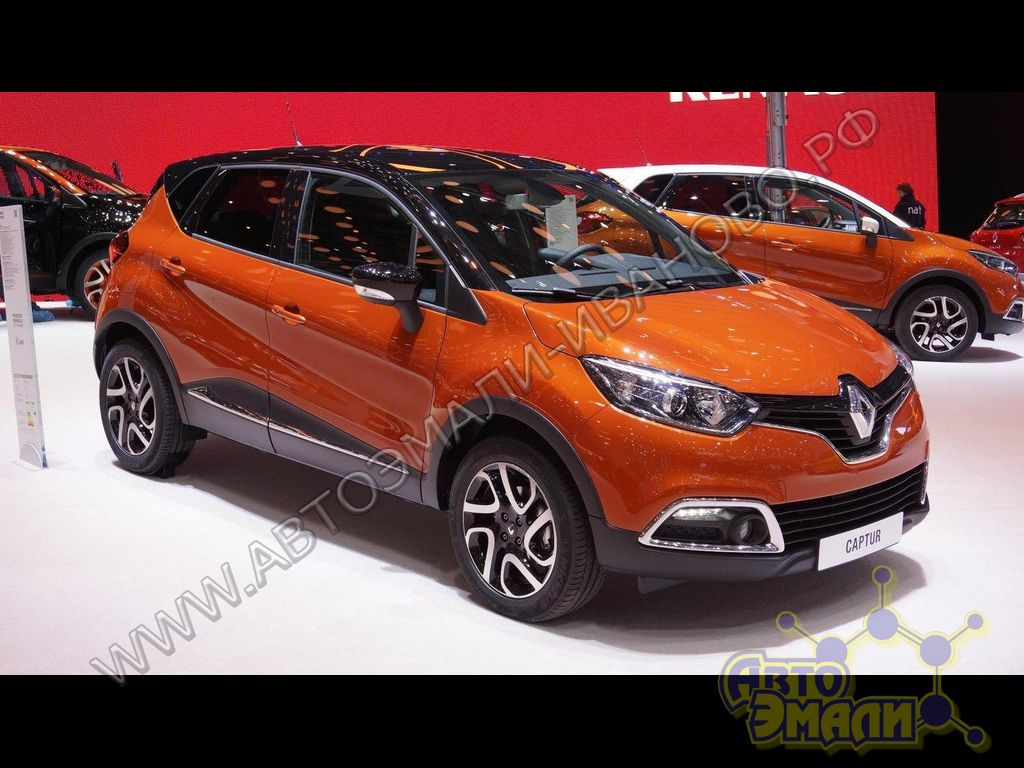 автоэмаль-автоколор-renault-no-enz-orange-arizona-3л3 photo